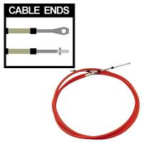 B&M - B&M 10' Race Cable