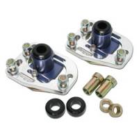 BBK Performance - BBK Performance Caster / Camber Plate Package - Adjustable