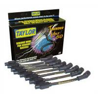Taylor Cable Products - Taylor ThunderVolt 50 10.4mm Ignition Wire Set - Custom Fit
