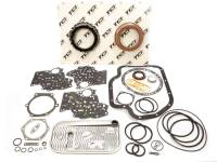 TCI Automotive - TCI TH400 Ultimate Master Racing Transmission Overhaul Kit ' 66and Newer