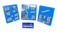 ARP - ARP SB Ford Stainless Steel Complete Engine Fastener Kit - 6 Point