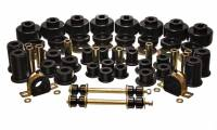 Energy Suspension - Energy Suspension Hyper-Flex System - Black