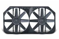 "Flex-A-Lite - Flex-A-Lite Direct-Fit Dual Electric Fans - 1992-1999 Chevrolet Truck w/ 34"" Wide Radiator Core"