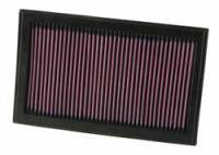 K&N Filters - K&N Replacement Air Filter - Ford/Lincoln/Mercury 2002-05