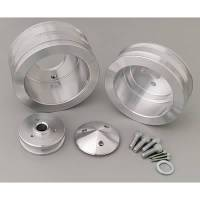 March Performance - March Performance V-Belt Pulley Kit Ford 429-460
