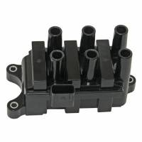 MSD - MSD Street Fire 6 Tower Coil Pack - 01-04 Ford