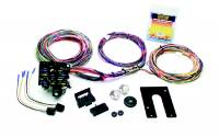 Painless Performance Products - Painless Performance Customizable Classic Tri-Five Chevy Chassis Harness - 21 Circuits
