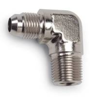 Russell Performance Products - Russell Endura Adapter Fitting #6 to 1/4 NPT 90