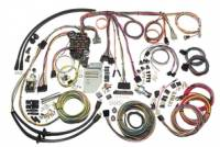 American Autowire - American Autowire 55-56 Chevy Classic Update Wiring System