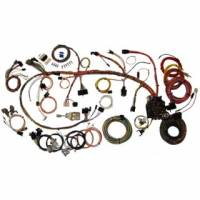 American Autowire - American Autowire 70-73 Camaro Wiring Harness