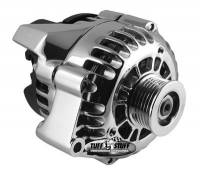 Tuff Stuff Performance - Tuff Stuff GM LS1 Alternator 105A Polished Aluminum
