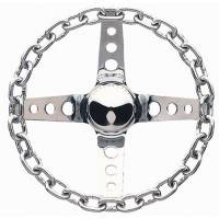 "Grant Steering Wheels - Grant Classic Chain Steering Wheel - 11"" - Chrome"