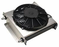 Derale Performance - Derale 40 Row Hyper-Cool Extreme Remote Cooler, -8AN