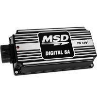 MSD - MSD Digital 6A Ignition Control - Black