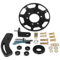 "MSD - MSD Chevy Small Block 7"" Balancer Crank Trigger Kit - Black"