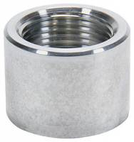 "Allstar Performance - Allstar Performance 1"" NPT Female Weld Bung - Aluminum"