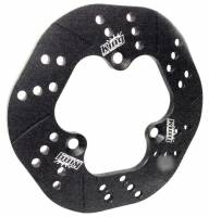 "King Racing Products - King Racing Products Front Brake Rotor Driver Side 10.00"" OD 0.375"" Thick - Drilled"