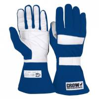 Crow Enterprizes - Crow Standard Nomex® Driving Glove - Blue