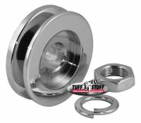 Tuff-Stuff Performance - Tuff Stuff Performance Alternator Chrome Single V-Pulley