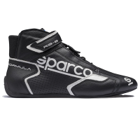 Sparco - Sparco Formula RB-8.1 Racing Shoe - Black / White