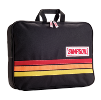 Simpson Race Products - Simpson 2018 Suit Tote Bag