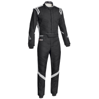 Sparco - Sparco Victory RS-7 Racing Suit - Black / Grey