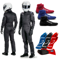 Sparco - Sparco Driver Suit Package