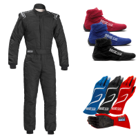 Sparco - Sparco Sprint RS-2.1 Suit Package - Black