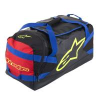 Alpinestars - Alpinestars Goanna Duffle Bag - Black/Blue/Red/Yellow Fluo