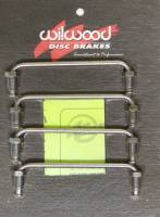"Wilwood Engineering - Wilwood Superlite III Crossover Tube - 1.25"" Rotor - (4 Pack)"