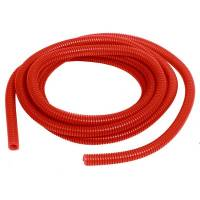 "Taylor Cable Products - Taylor Convoluted Tubing - Red - 3/8"" I.D. x 10 Ft."