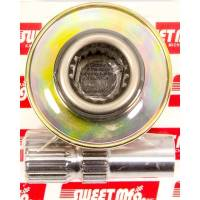"Sweet Manufacturing - Sweet Steel Quick Release Steering Wheel Hub - For 3/4"" Shaft"