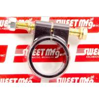 Sweet Manufacturing - Sweet 1-Hole Black Aluminum Column Clamp
