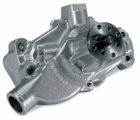 Stewart Components - Stewart Stage 3 Aluminum Water Pump - Chevrolet SB - Short