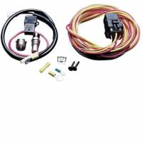 SPAL Advanced Technologies - SPAL Fan Relay Harness w/ 195° Thermostat