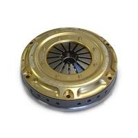 "Quarter Master - Quarter Master Pro-Series 7.25"" Chevy Button Style Clutch Assembly - 3 Disc - 1-5/32"" x 26 Spline - 16.5 lbs."