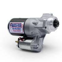 Quarter Master - Quarter Master Ultra-Duty Starter for Rear Mount Bellhousing w/ Bert - Standard Replacement