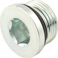 Peterson Fluid Systems - Peterson Dry Sump Tank Fitting - Plug -12 AN Port Plug (Tank Drain)