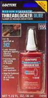 Permatex - Permatex® Surface Insensitive Threadlocker - Blue - 10 ml Bottle