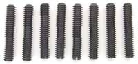 "Moroso Performance Products - Moroso Valve Cover Hold Down Studs - Replacement Studs 1/4""-20 x 1-3/4"" - 8 Pack"