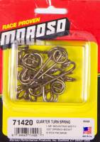 "Moroso Performance Products - Moroso Quick Fastener Spring - 1 3/8"" Spring; Spring Height: .325"" - (10 Pack)"