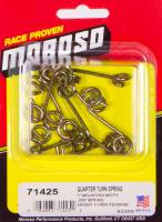 "Moroso Performance Products - Moroso Quick Fastener Spring - 1"" Spring; Spring Height: .250"" - (10 Pack)"