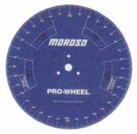 "Moroso Performance Products - Moroso 18"" Pro Wheel™ Wheel - For Engine Stand Use"