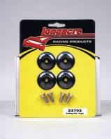 Longacre Racing Products - Longacre Backing Disk for Spoiler Support (Pack of 4)