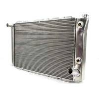 "Howe Racing Enterprises - Howe Aluminum Late Model Radiator w/ Heat Exchanger - Chevy -19"" x 32"" x 3"""