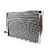 "Howe Racing Enterprises - Howe Aluminum Late Model Radiator - Ford - 19"" x 28"" x 3"""