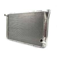 "Howe Racing Enterprises - Howe Aluminum Late Model Radiator - Chevy - 19"" x 31"" x 3"""