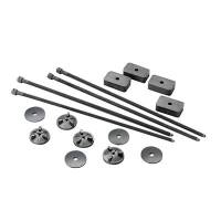 Flex-A-Lite - Flex-A-Lite Electric Fan Mounting Hardware Kit