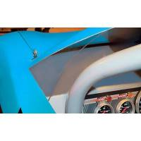 Five Star Race Car Bodies - Five Star Door Vent Windows (Pair)