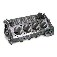 "Dart Machinery - Dart SB Chevy ""Little M"" Cast Iron Engine Block - 4.125"" Bore and 400 Mains - Billet Main Caps"